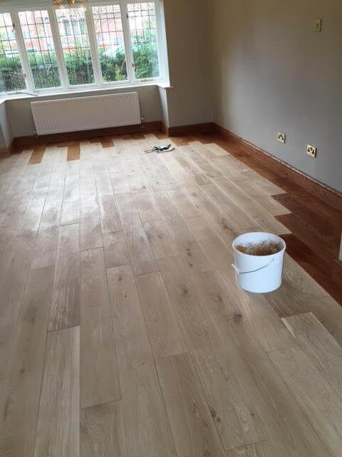 Naturally Oak Flooring